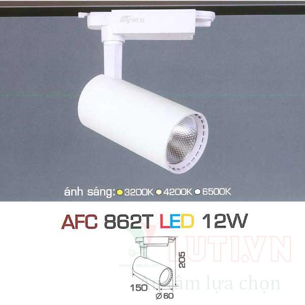 Đèn led chiếu điểm AFC-862T-12W