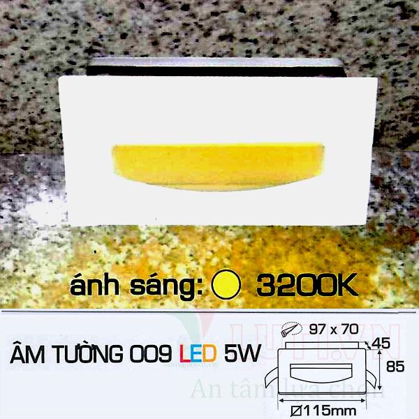 Đèn cầu thang AFC-009-5W