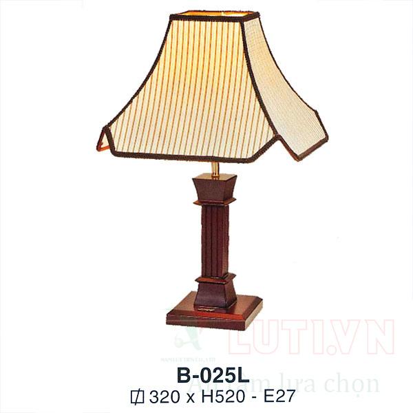 Đèn bàn phòng ngủ B-025L