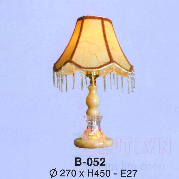 Đèn bàn phòng ngủ B-052