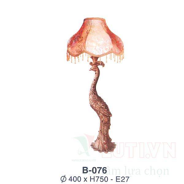 Đèn bàn phòng ngủ B-076