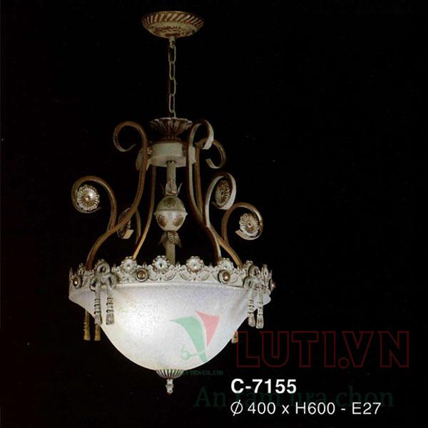 Đèn chùm cổ điển C-7155