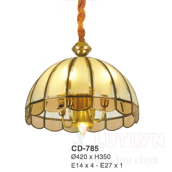 Đèn thả phòng khách CD-785