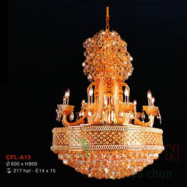 Đèn chùm pha lê CFL-A13