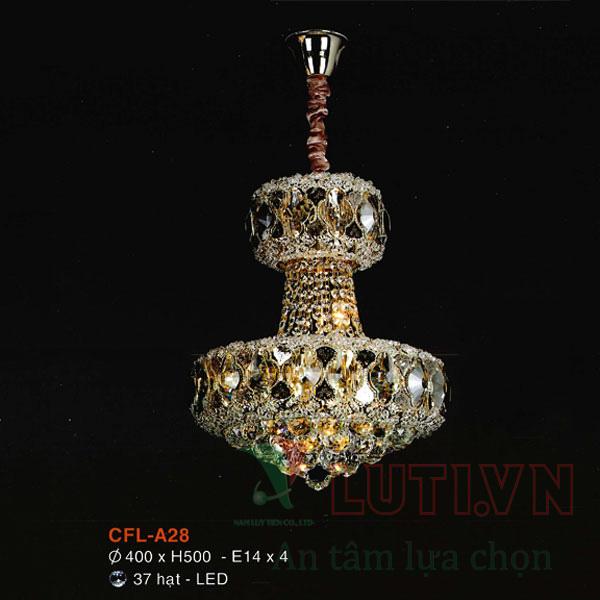 Đèn chùm pha lê CFL-A28