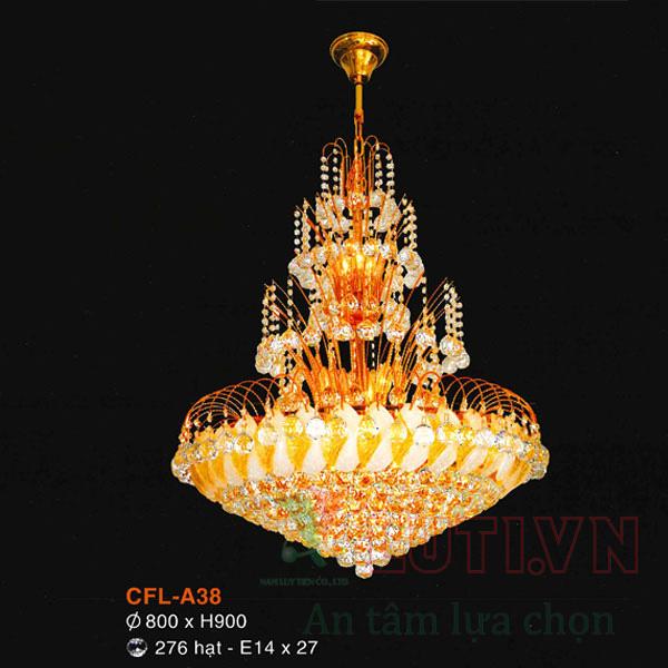 Đèn chùm pha lê CFL-A38