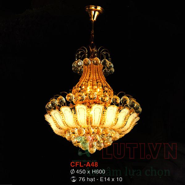 Đèn chùm pha lê CFL-A48