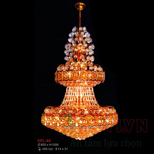 Đèn chùm pha lê CFL-A9