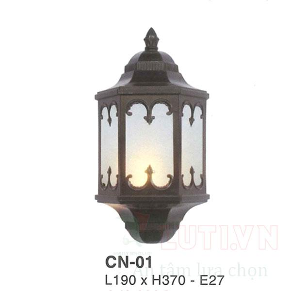 Đèn tường ngoài trời CN-01