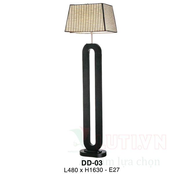 Đèn cây phòng khách DD-03