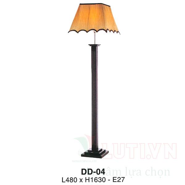 Đèn cây phòng khách DD-04