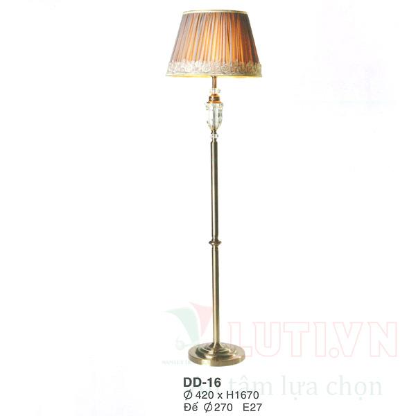 Đèn cây phòng khách DD-16