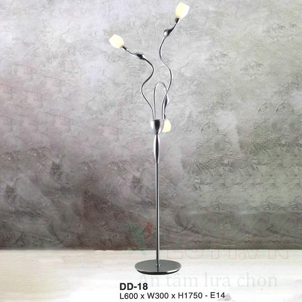 Đèn cây phòng khách DD-18