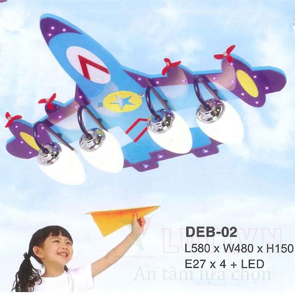 Đèn thả phòng ngủ trẻ em DEB-02