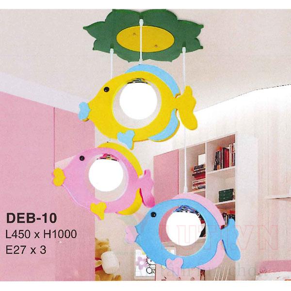 Đèn thả phòng ngủ trẻ em DEB-10