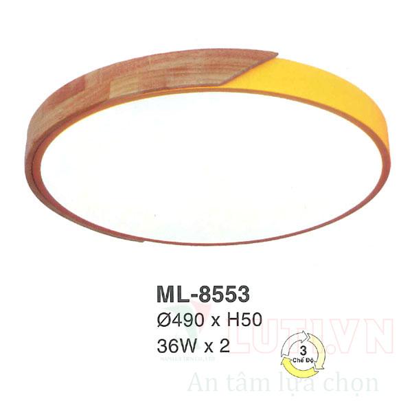 Đèn mâm đơn giản ML-8553