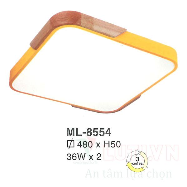 Đèn mâm đơn giản ML-8554