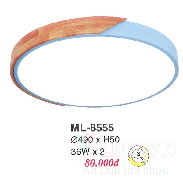 Đèn mâm đơn giản ML-8555