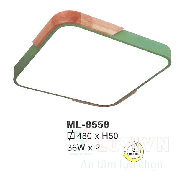 Đèn mâm đơn giản ML-8558