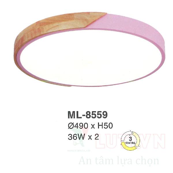 Đèn mâm đơn giản ML-8559
