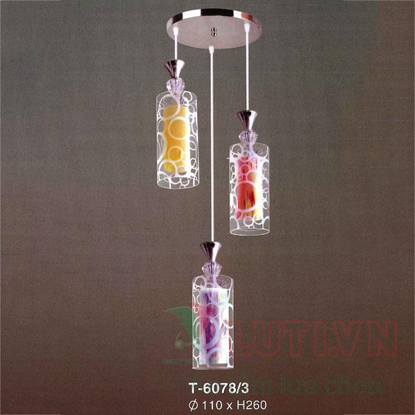 Đèn thả bàn ăn T-6078