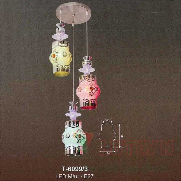 Đèn thả bàn ăn T-6099