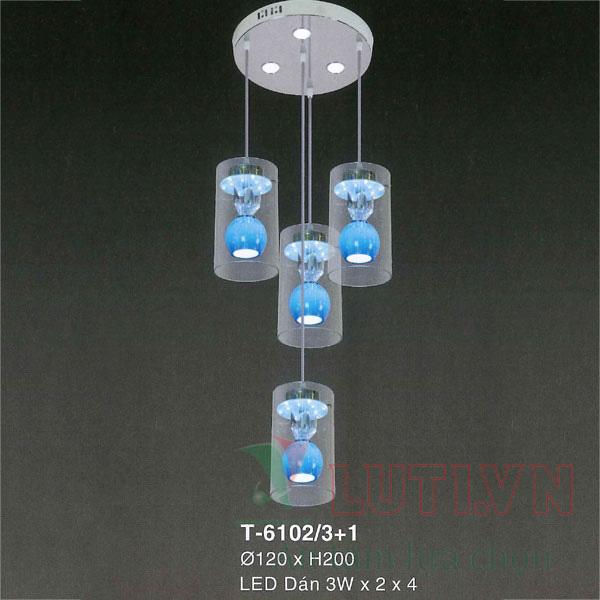 Đèn thả bàn ăn T-6102