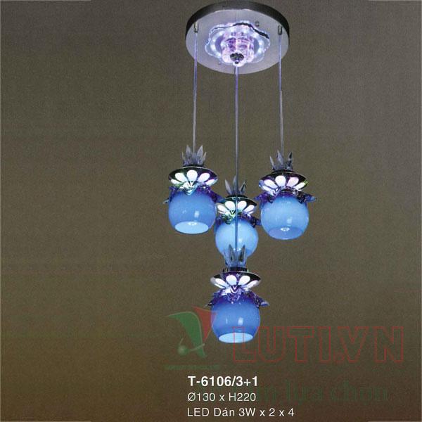 Đèn thả bàn ăn T-6106
