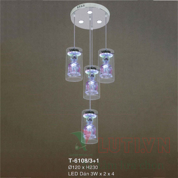 Đèn thả bàn ăn T-6108