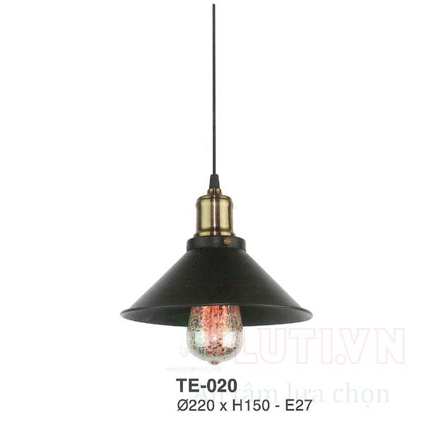Đèn thả thủy tinh TE-020
