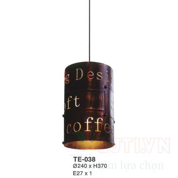 Đèn trang trí quán cafe TE-038