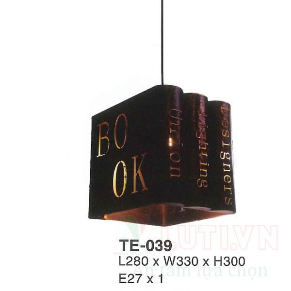 Đèn trang trí quán cafe TE-039