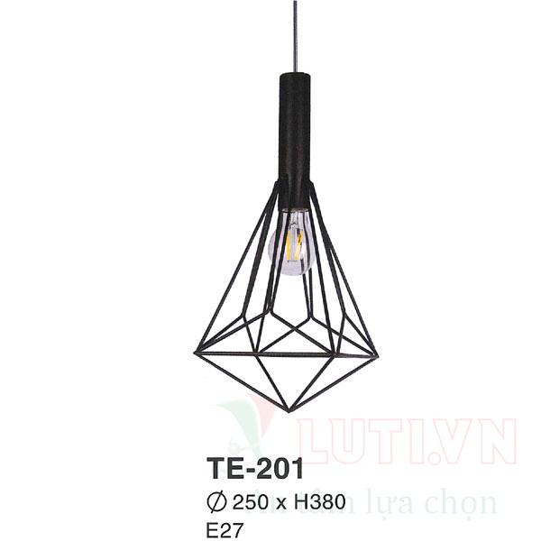 Đèn thả nghệ thuật TE-201