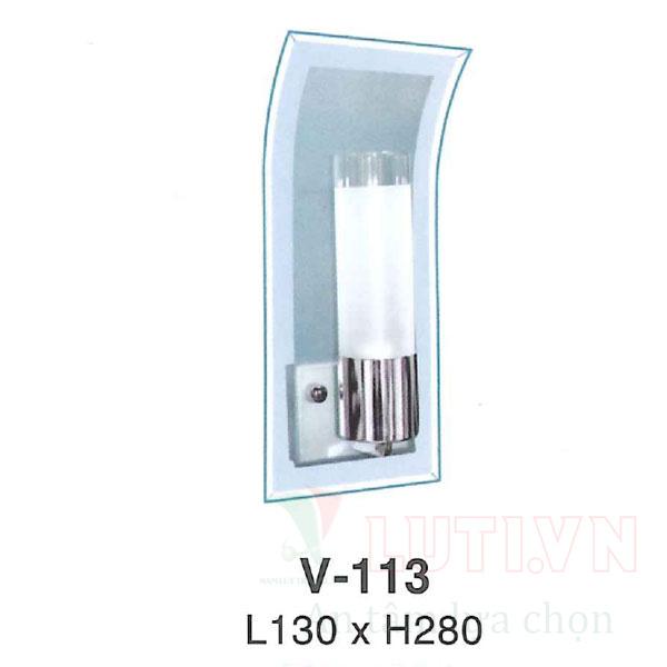 Đèn tường phòng ngủ V-113