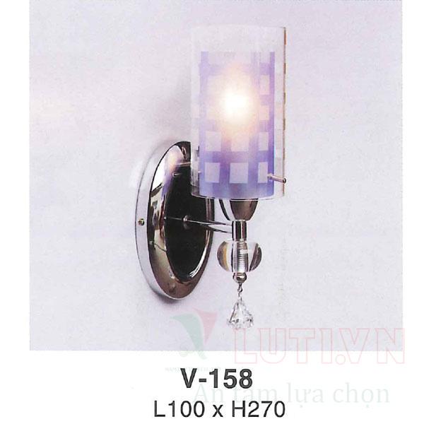 Đèn tường phòng ngủ V-158