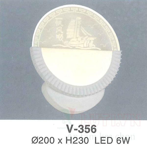 Đèn tường cầu thang V-356