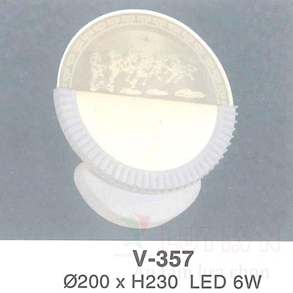 Đèn tường cầu thang V-357