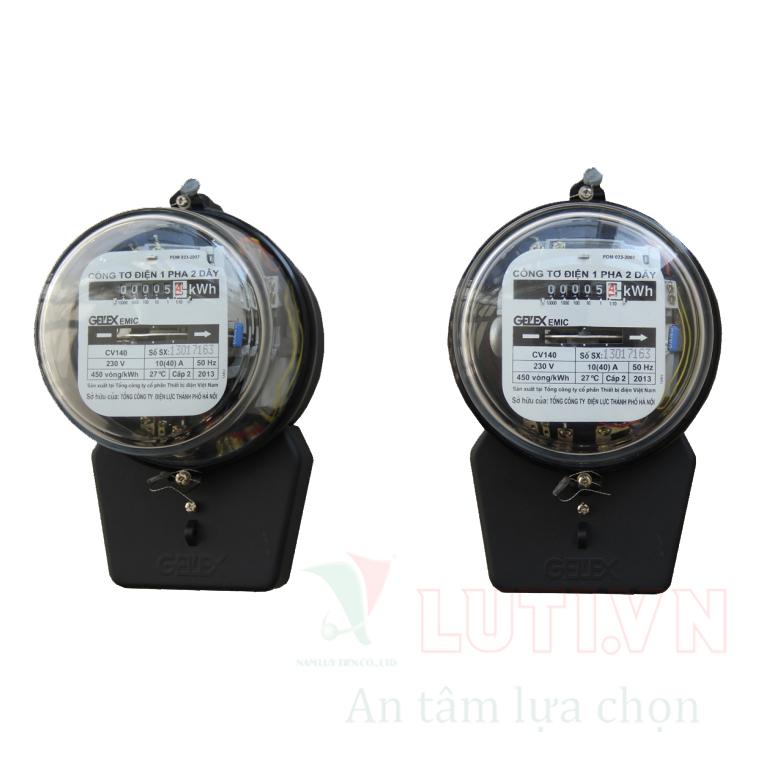 Công tơ điện 1 pha CV140-20/80A