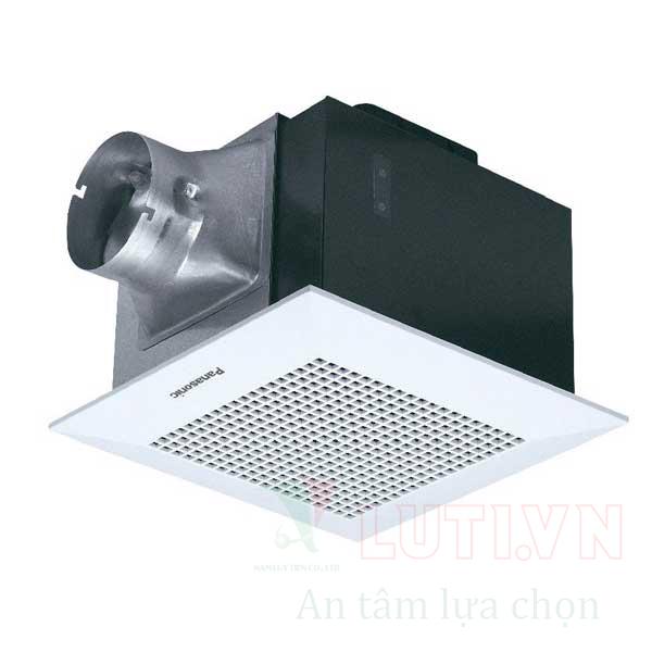 Quạt hút âm trần dùng với ống dẫn phi 100mm - 1 cấp tốc độ FV-24CH7
